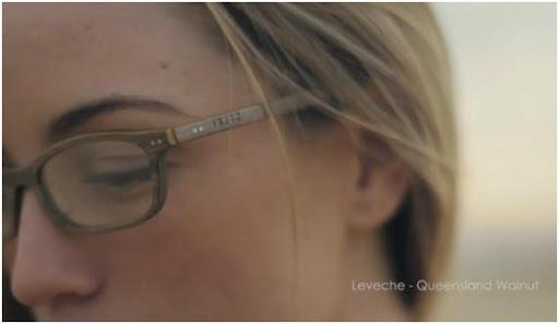 Fritz Frames wooden eyewear