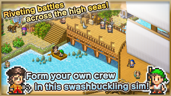 High Sea Saga 2.1.0 (Mod Money) Apk