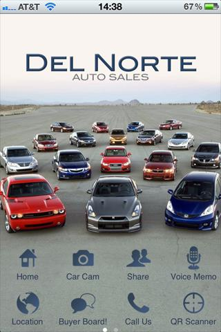 Del Norte Auto Sales