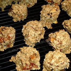 Easy One-Bowl Low-Fat Breakfast Cookies