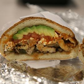 Mexican steak sandwich by Alec Halstead - Food & Drink Ingredients