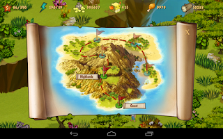Screenshot of Lost in Baliboo