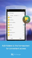 Screenshot of File Manager (Explorer)