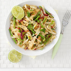 Thai Turkey Stir-fry