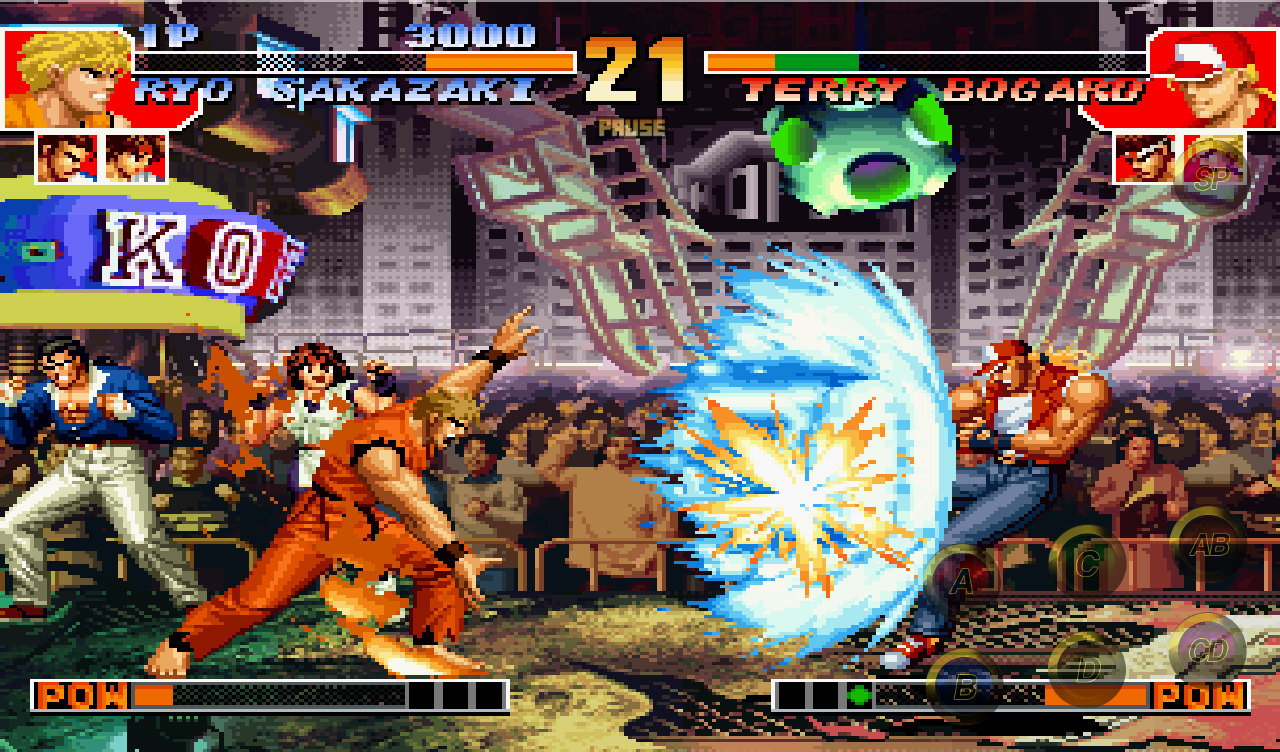 THE KING OF FIGHTERS '97 Screenshot 7