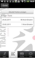 Screenshot of tracker.com