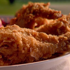 Cider-Brined Fried Chicken