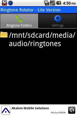 Ringtone Rotator Lite