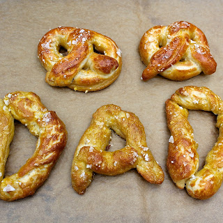 Homemade Pretzels Without Yeast Recipes