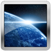 Earth Space HD Live Wallpaper APK for Bluestacks