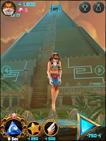 Screenshot of Spirit Run