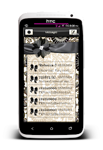 How to get Fancy Lace GO SMS Pro Theme 1.0 apk for bluestacks
