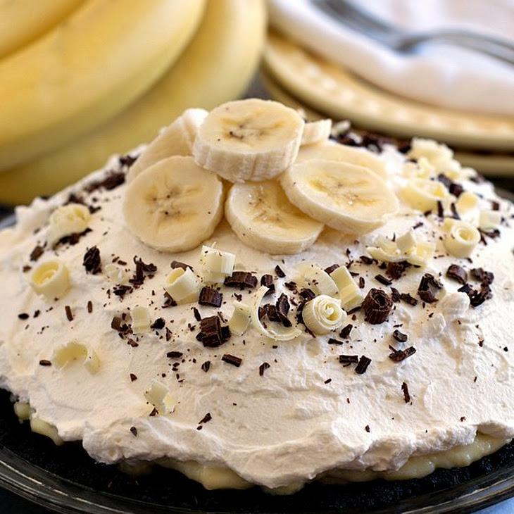 White Chocolate Banana Cream Pie Recipe   Yummly