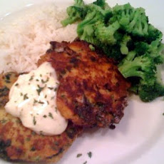 Old Bay Seasoned Tuna Cakes