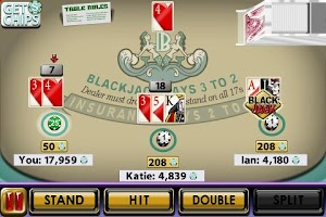 Screenshot of Big Win Blackjack™