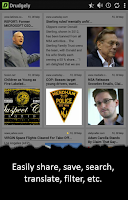 Screenshot of Drudge Report