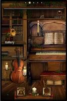 Screenshot of ADWTheme  Music Room
