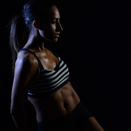 by Condie Friddle - Sports & Fitness Fitness