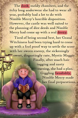 【免費書籍App】Mystic Maggie Narrated Story-APP點子