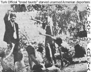 Ermeni Soykırımı tehciri