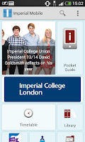 Screenshot of Imperial Mobile