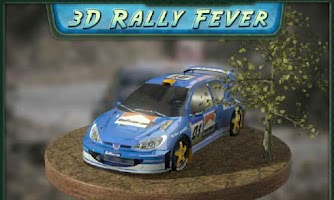 Screenshot of 3D Rally Fever