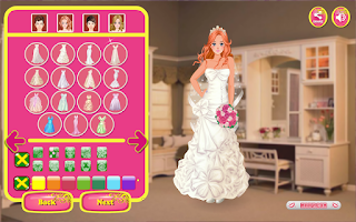 Screenshot of Happy Wedding - Girl Games
