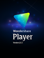 Screenshot of Wondershare Player MIPS Codec