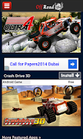 Screenshot of Offroad Racing Games