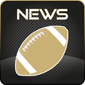 APK App New Orleans Football News for BB, BlackBerry