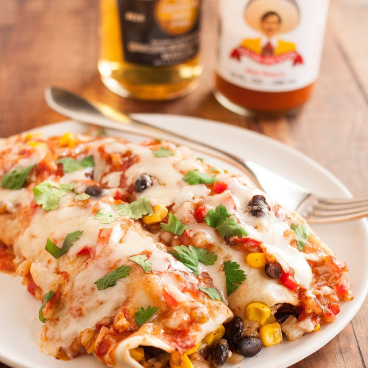Slow Cooker Enchiladas Recipe | Yummly