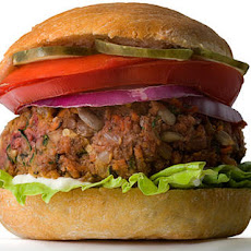 CHOW Veggie Burger Recipe