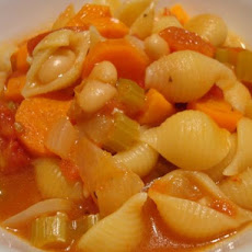 Vegetarian Hearty Soup