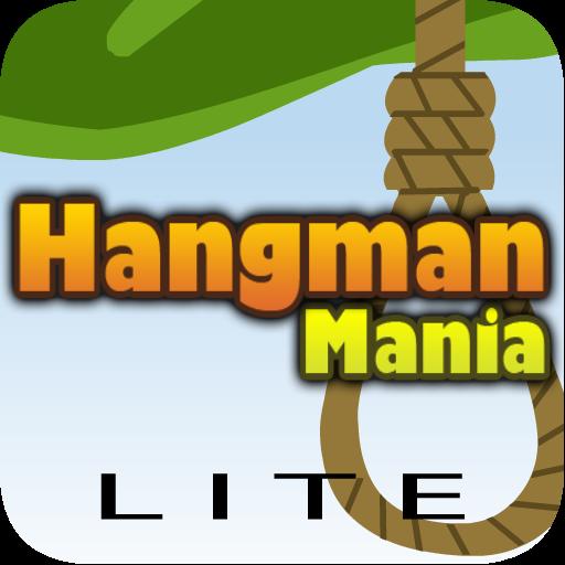 Hangman Mania LITE LOGO-APP點子