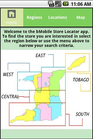 免費旅遊App|bMobile Store Locator|阿達玩APP