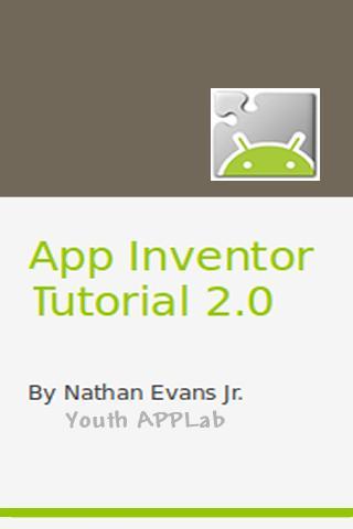 App Inventor Tutorial