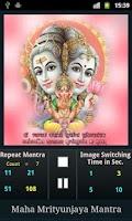 Screenshot of Maha Mrityunjaya Mantra