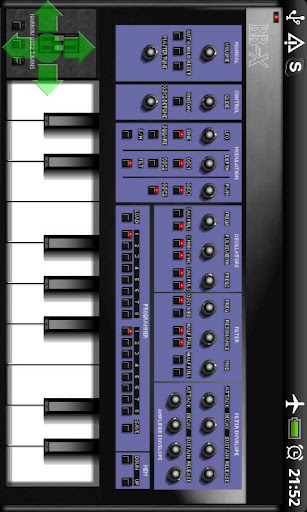 OBx Synthesizer