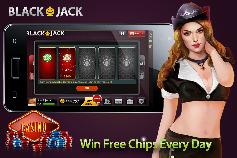 BlackJack 21— Free live Casino Screenshot 4
