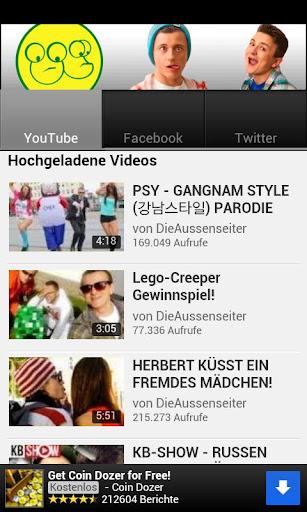 【免費娛樂App】Die Aussenseiter-APP點子