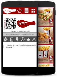 Free Download Kupony do KFC APK
