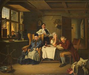 RIJKS: Eduard Karl Gustav Lebrecht Pistorius: painting 1831