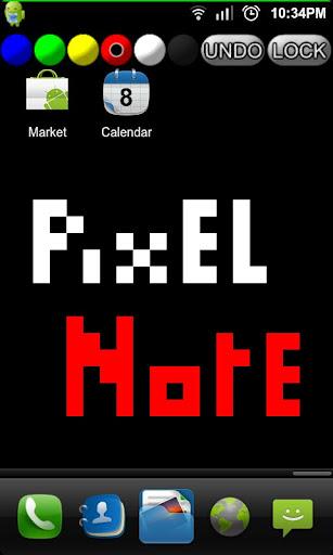 PixelNote動態壁紙