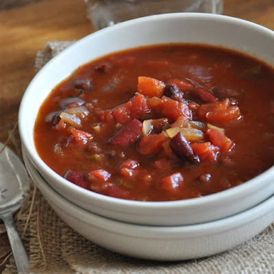 Vegan Beer Chili