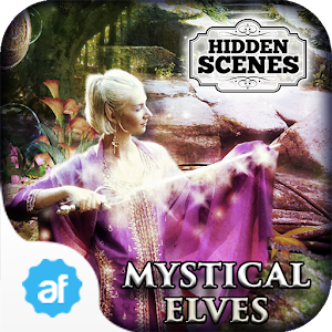 Hidden Scenes - Mystical Elves