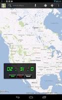 Screenshot of Floating Timer / StopWatch