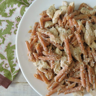 Garlic Herb Chicken Pasta Recipes