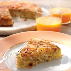 Potato-Onion Frittata