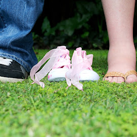 big shoes to fill by Talitha Watson - People Maternity