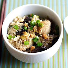 Claypot Chicken Rice Recipe (without Claypot)